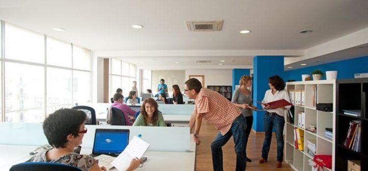 Idea Business, el hub de arquitectura de Coworkidea