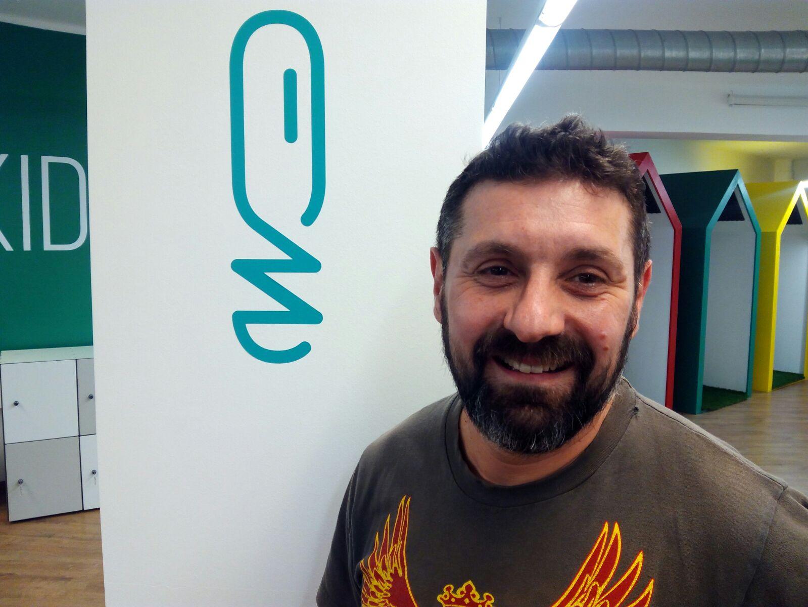 Txema Quintero, especialista en Wordpress y coworker de Coworkidea