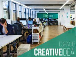 CREATIVEIDEA: un espacio ideal para nómadas digitales en el centro de Barcelona