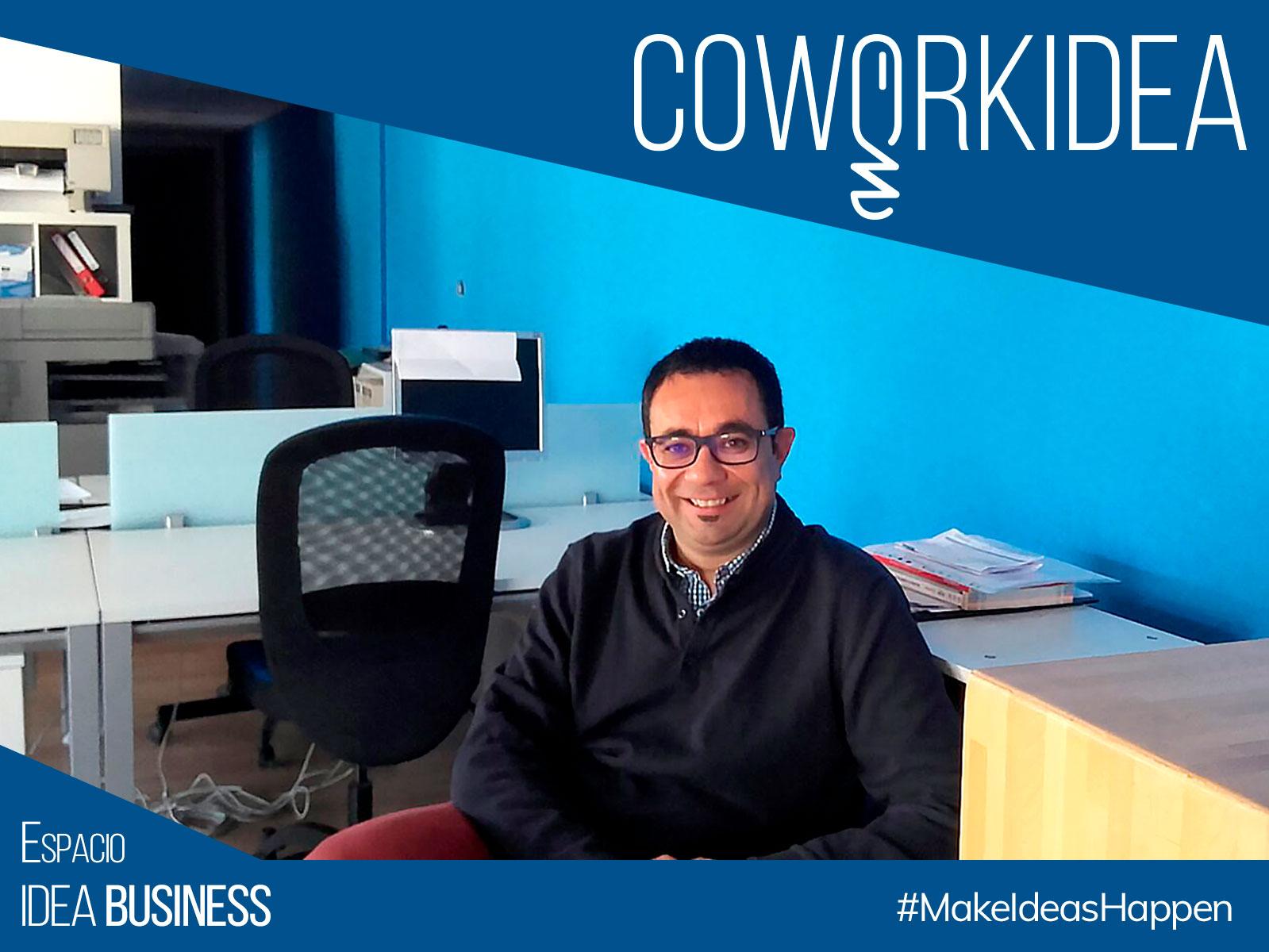 Entrevista a Toni Valiente, coworker de la comunidad Coworkidea