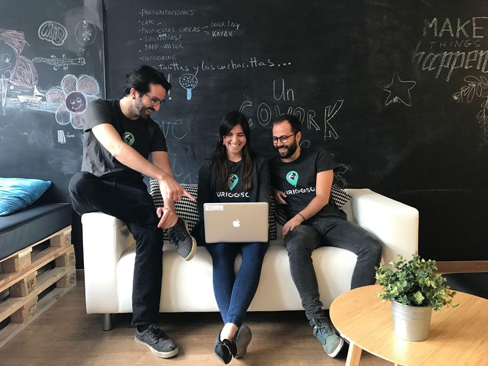 curiooso startup coworkidea